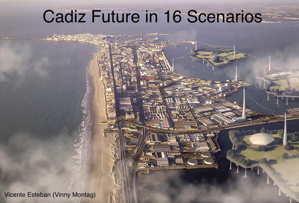 Cadiz Future in 16 Scenarios