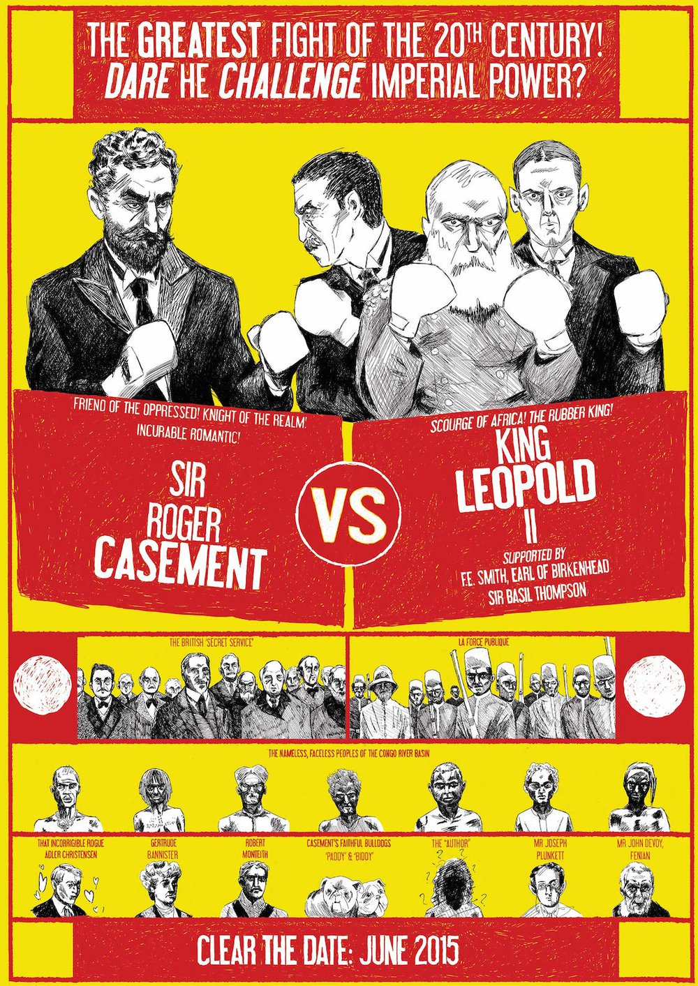 Sir Roger Casement vs King Leopold II: The Greatest Fight of the 20th Century