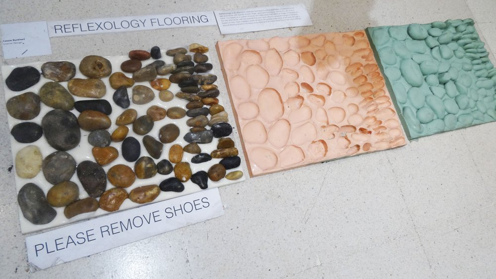 Reflexology Flooring