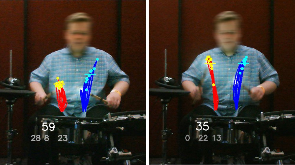 The Percussion Suite - Motion Capture Analysis Tool