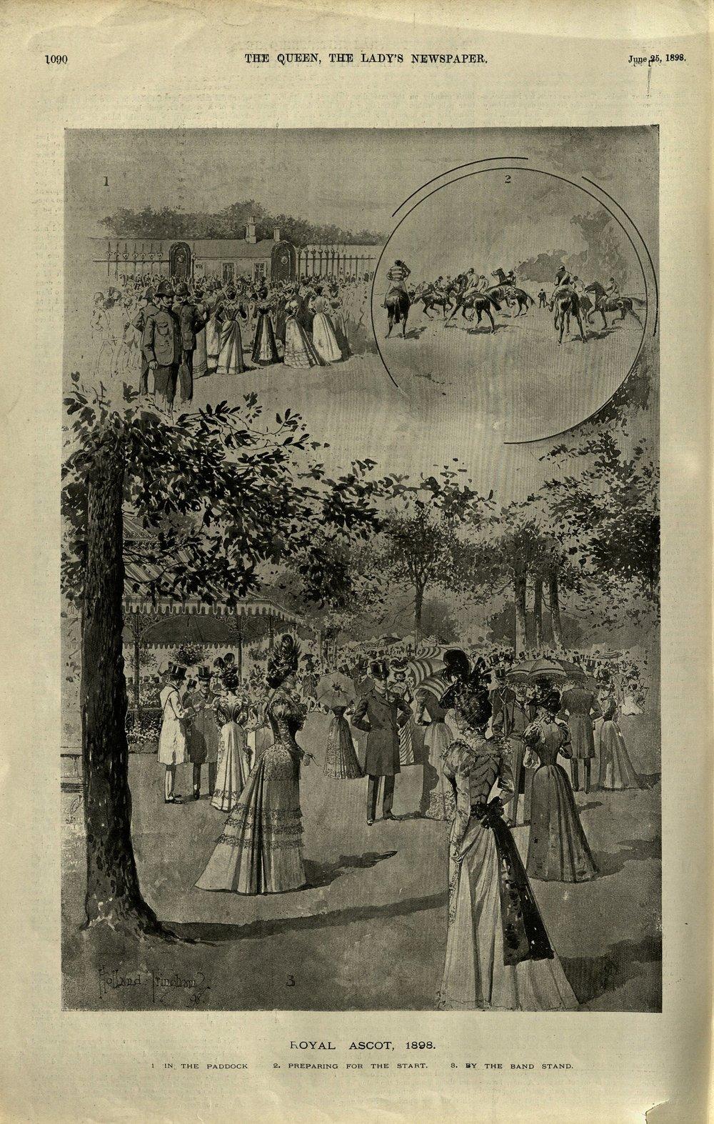 Royal Ascot, 1898
