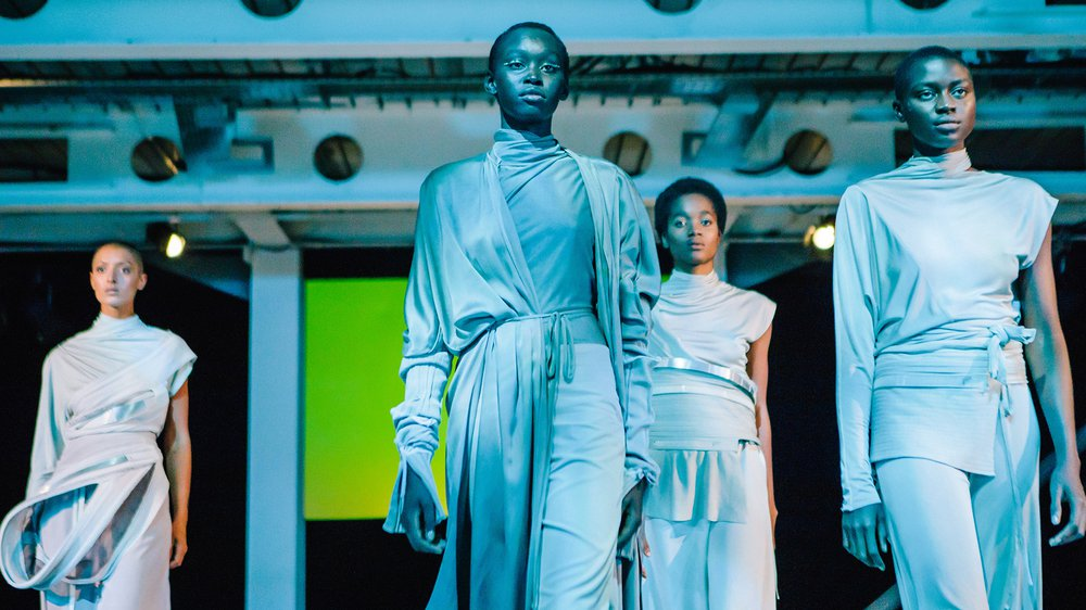 Show 2018, Fashion Womenswear Knitwear, Cavan Jayne McPherson