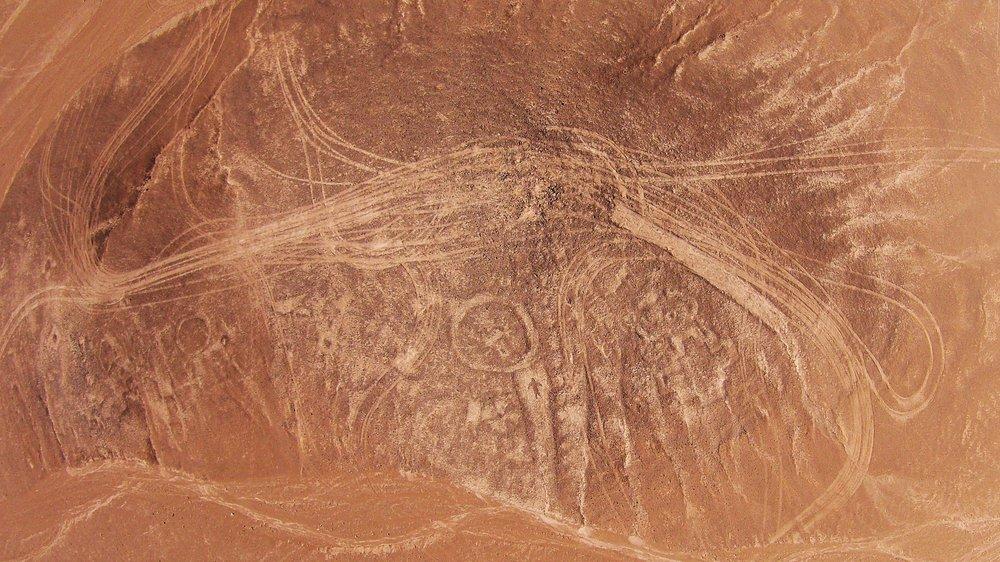 Chug Chug Geoglyphs, 2015
