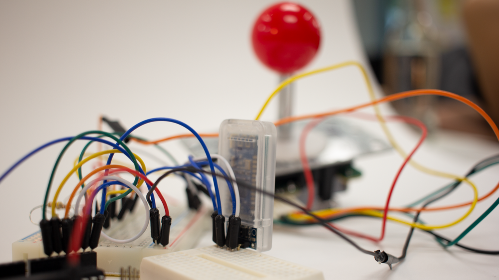 AR_CADE Control Prototype