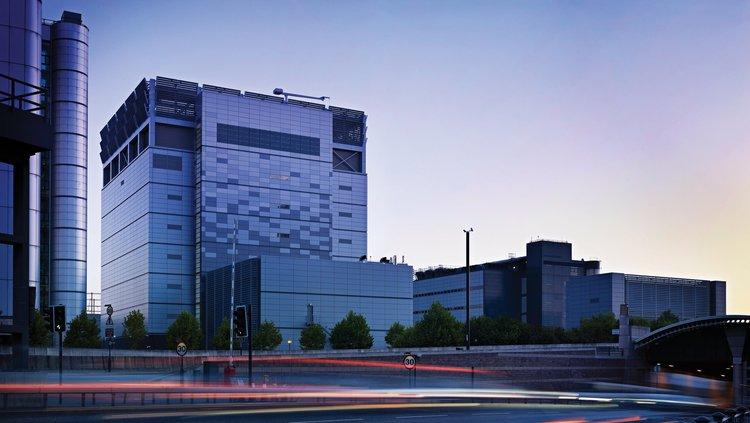 Telehouse Data centre, London UK. Photo: Nick Rochowski