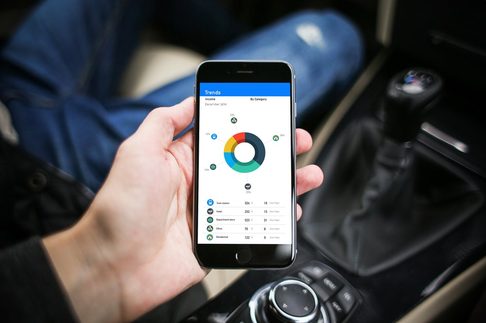 Smart Black Taxi Service: Flo