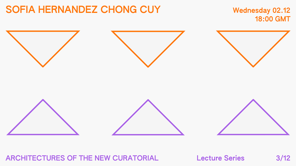 Architectures of the New Curatorial: Contradictions of Continuity and Change