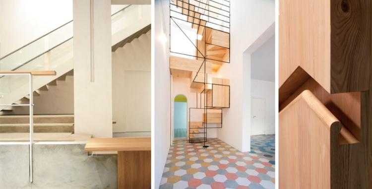 Issey Miyake Shop, Stanton Williams  |  Casa G, Francesco Librizzi  |  Bloomberg HK, Neri & Hu