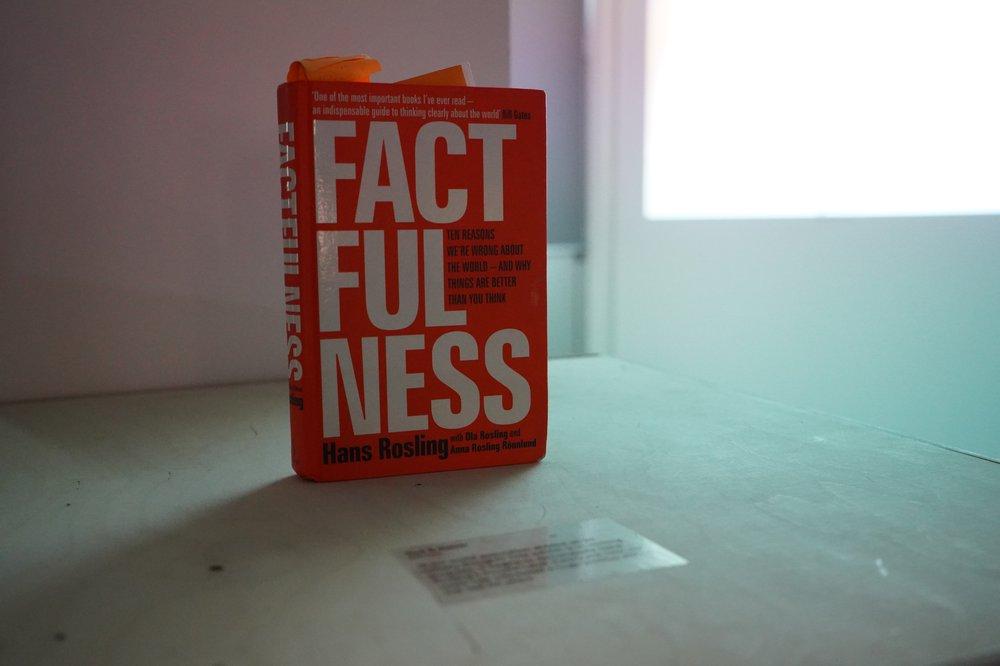 Rosling, H. (2018) Factfulness
