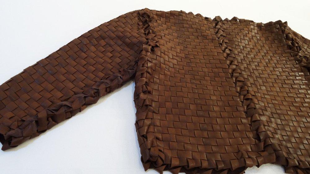 School of Material Work-in-progress Show 2015, work by Jacqueline Lefferts