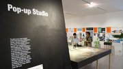 Service Design 'Pop-up Studio' at the 2015 School of Design Work-in-progress Show