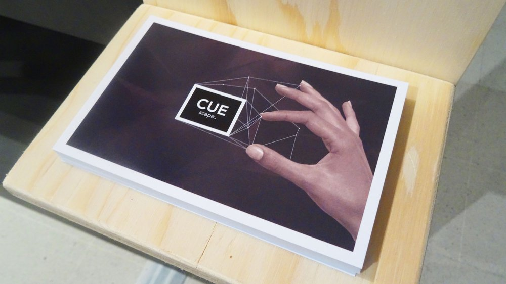 'CUE-scape', a group project by Innovation Design Engineering students