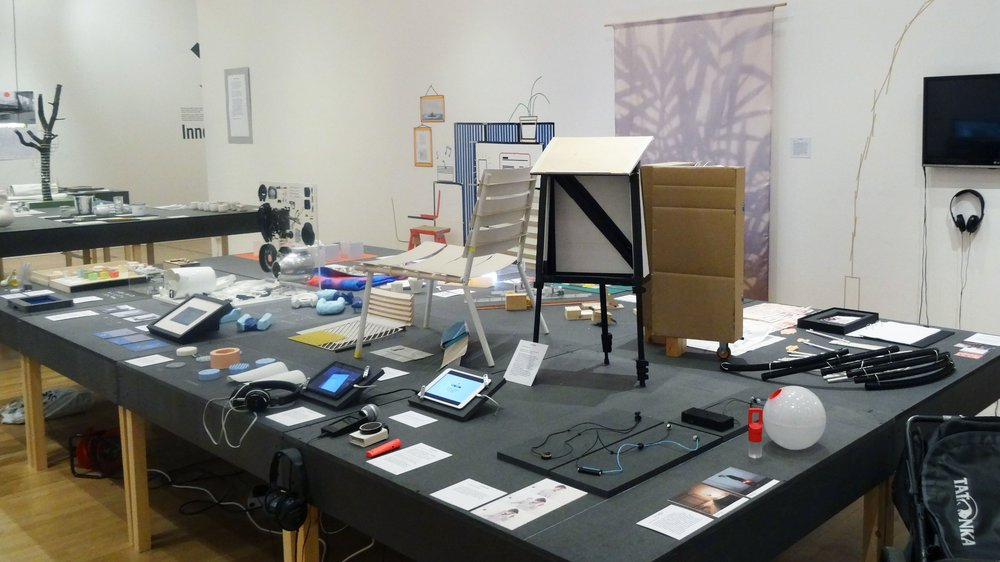 Design Products at the 2015 School of Design Work-in-progress Show