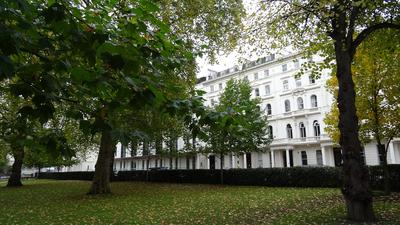 Prince's Gardens, South Kensington