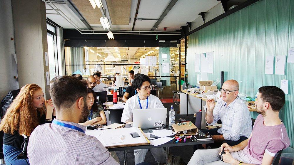 Disruptive Market Innovation Through Design