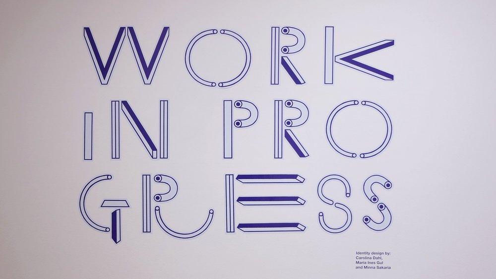 School of Communication Work-in-progress Show 2015