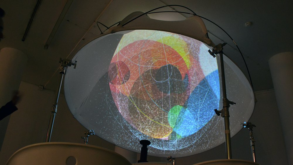 Fulldome Research Group (Information Experience Design)