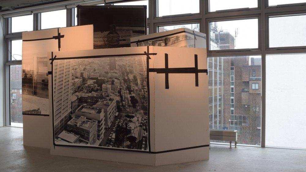 School of Fine Art Work-in-progress Show: Tim Standring (Photography)