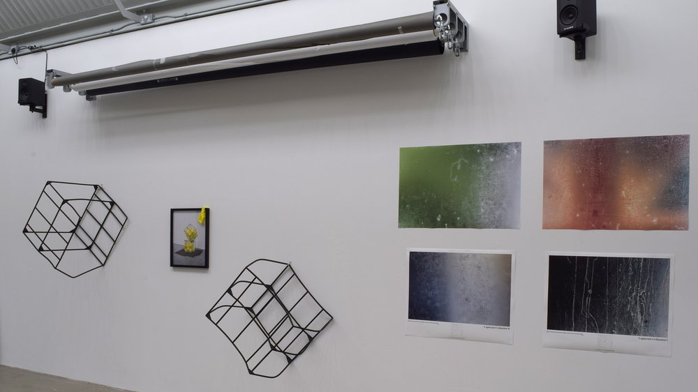 School of Fine Art Work-in-progress Show: Dominic Till / Po Cheng Liao  (Photography)