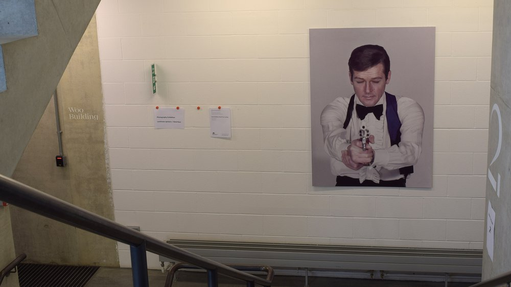 School of Fine Art Work-in-progress Show: Theo Ellison (Photography)