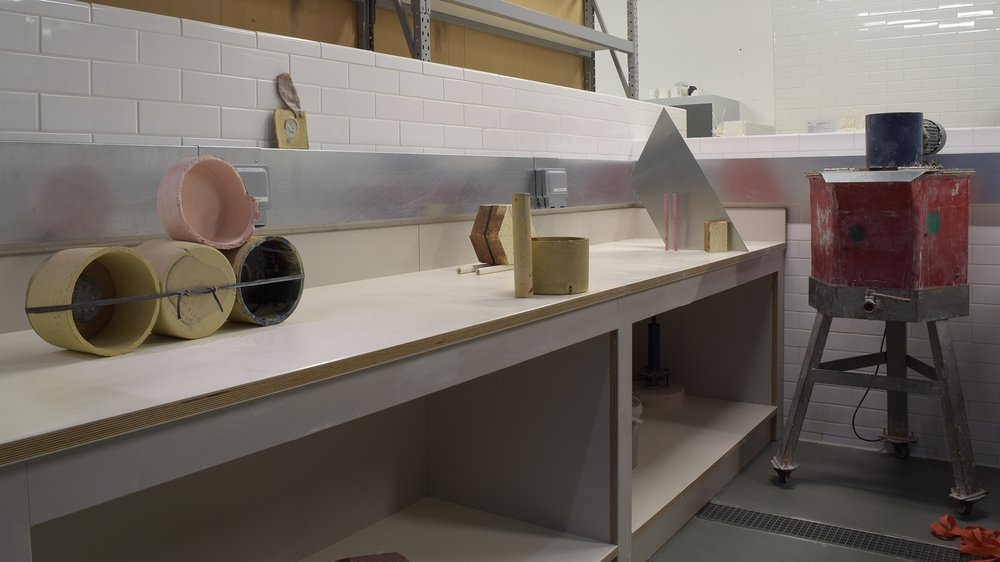 School of Material Work-in-progress Show: Ceramics & Glass