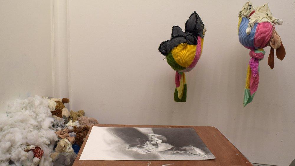 School of Fine Art Work-in-progress Show: Elizabeth Drury (Painting)