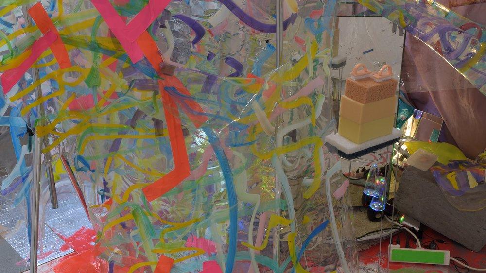 Show 2015, Cibelle Cavalli Bastos, Painting