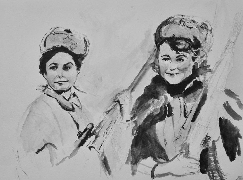 Two Partisans