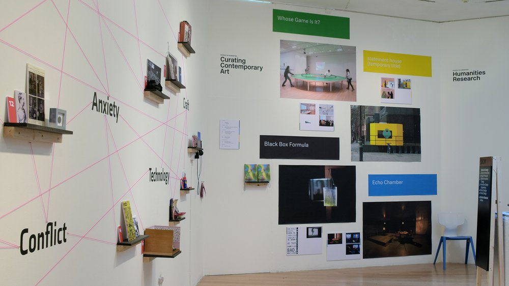 School of Humanities, Show 2015