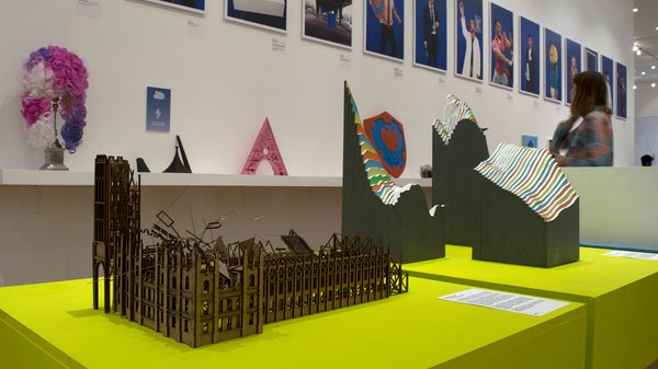 School of Architecture Work-in-progress Show: Super Models & Supporting Actors (Architecture)