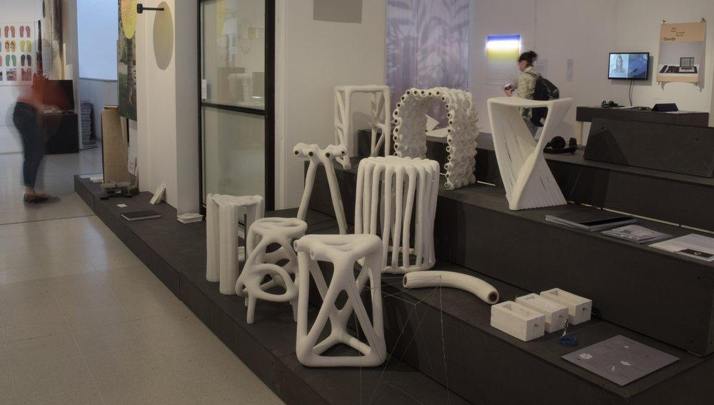 Show 2015, Seongil Choi and Fabio Hendry, Design Products