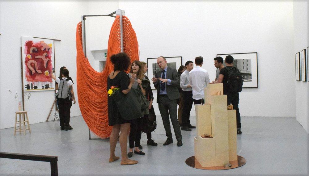 Show 2015, Sculpture