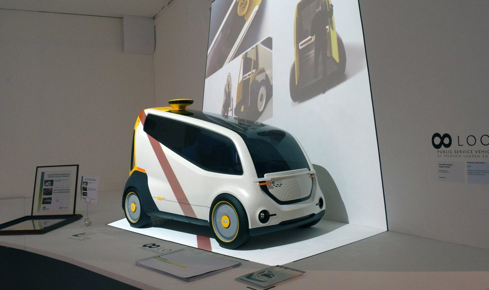 ShowRCA 2016: Vehicle Design