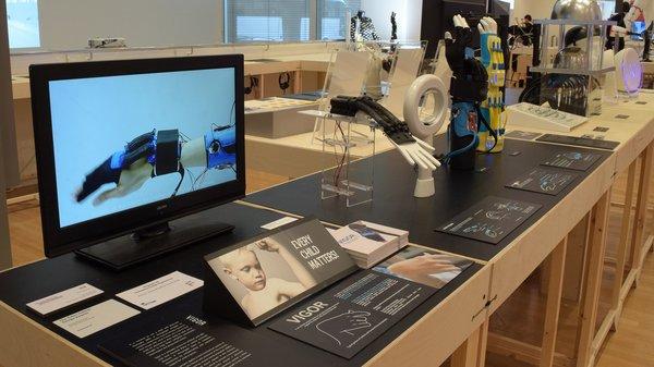 ShowRCA 2016: Innovation Design Engineering