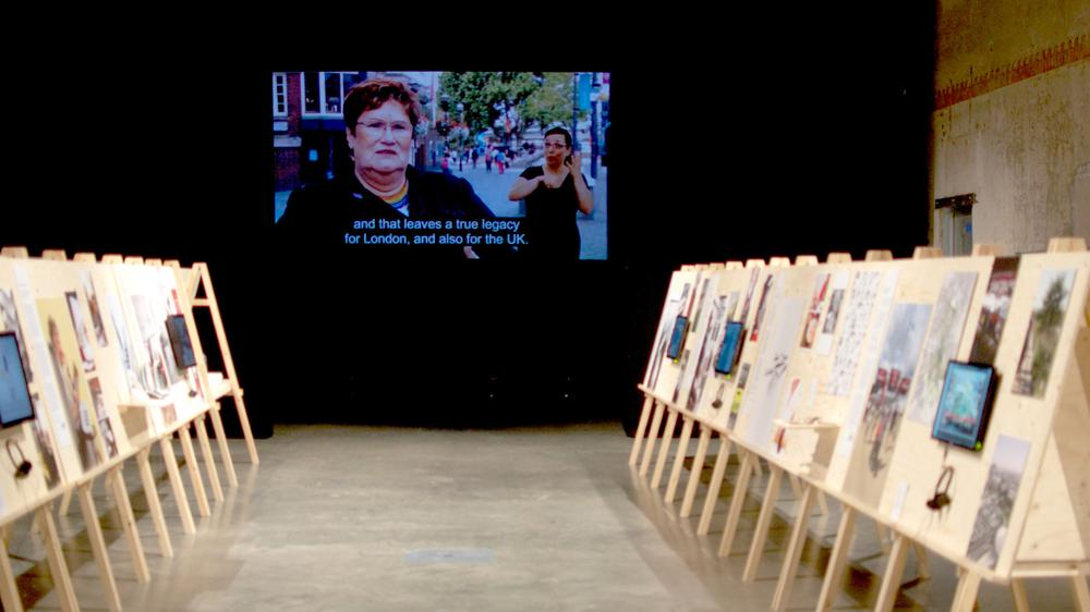 Design That Makes a Difference Exhibition opened in Oslo by Norwegian Minister