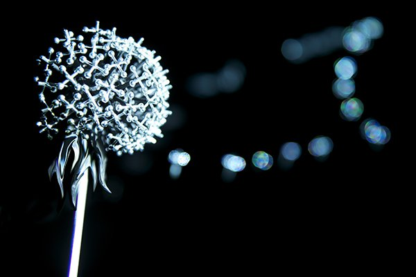Dandelion – Trope interactive installation.