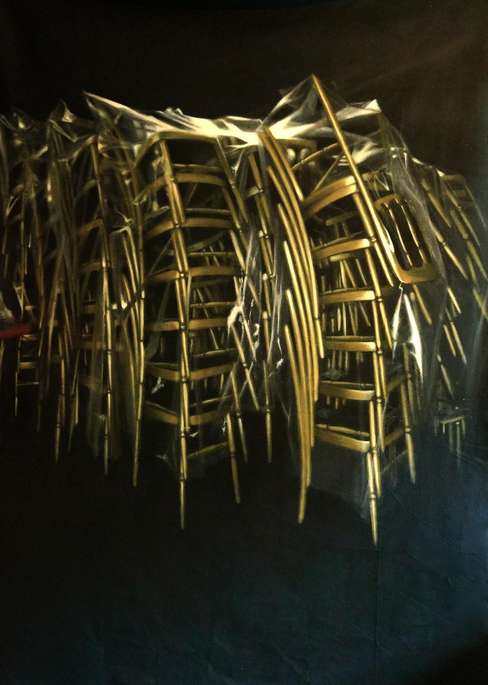 Debutants (Empty chair series)
