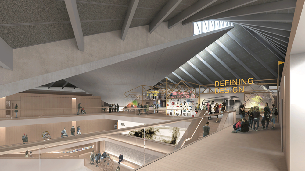 The new Design Museum in London opens on 24 November 2016