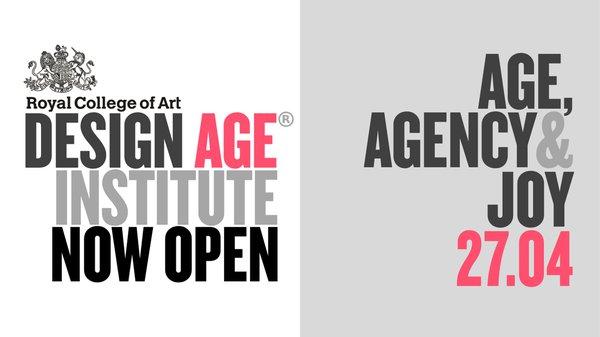 Design Age Institute: Age, Agency & Joy