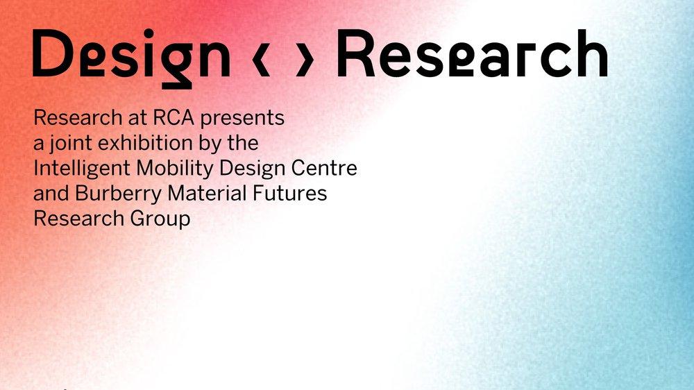 Design Research eventbrite