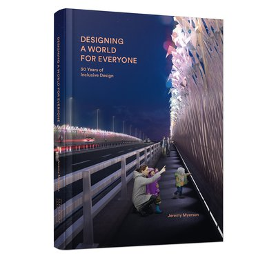 Front cover image of the book Designing A World for Everyone