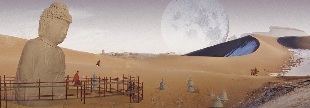 Facing Desert