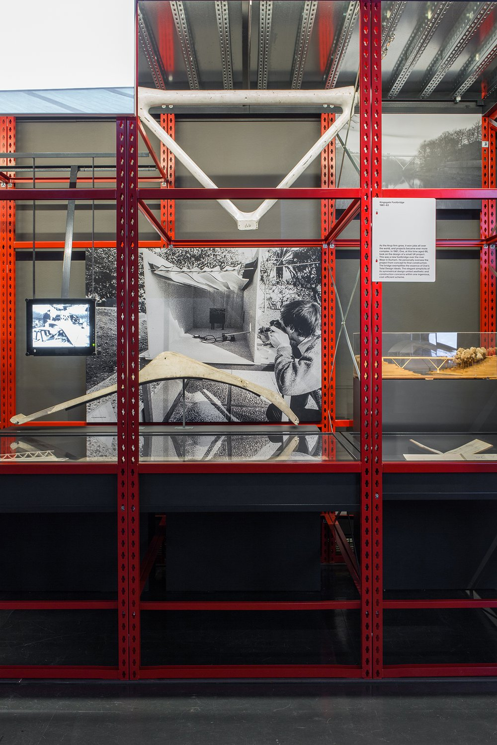 Engineering the World: Ove Arup and the Philosophy of Total Design, V&A