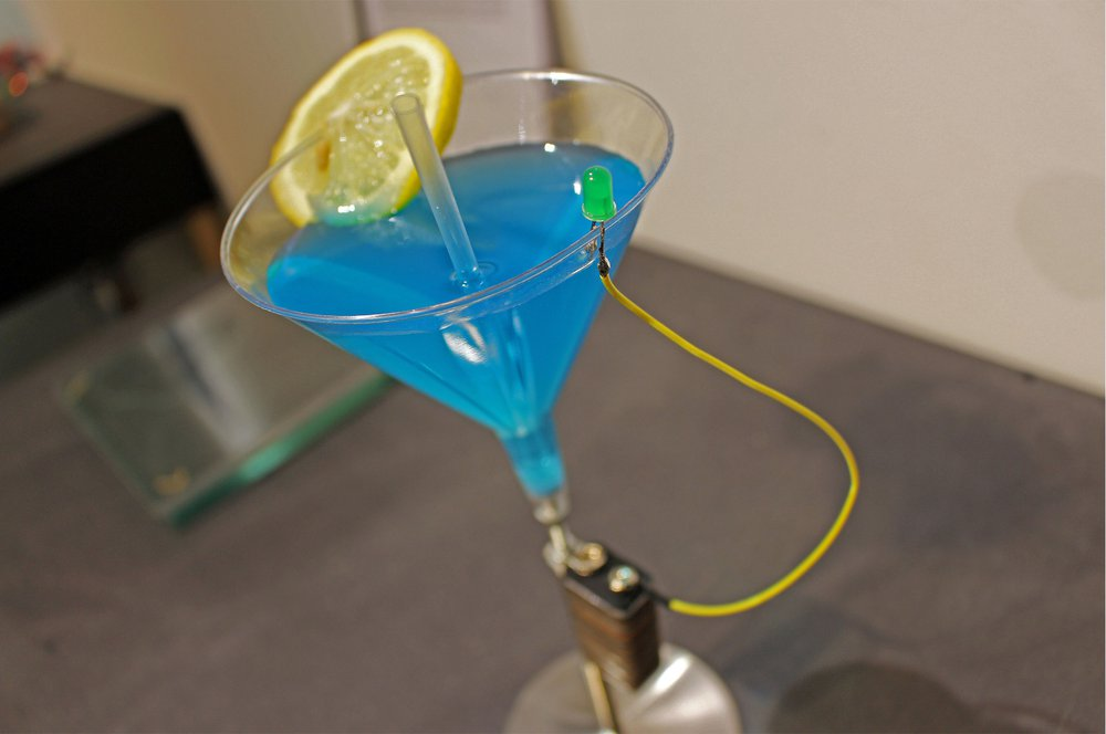 E-cocktail