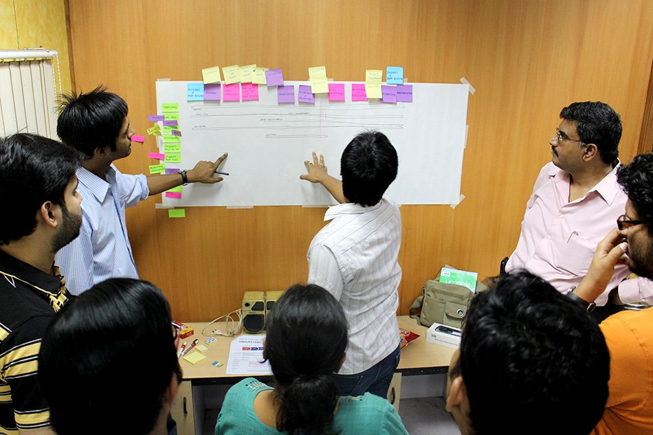EMPACT, Co-creation and Concept Validation with IIT, IIT, Delhi, India, 2014