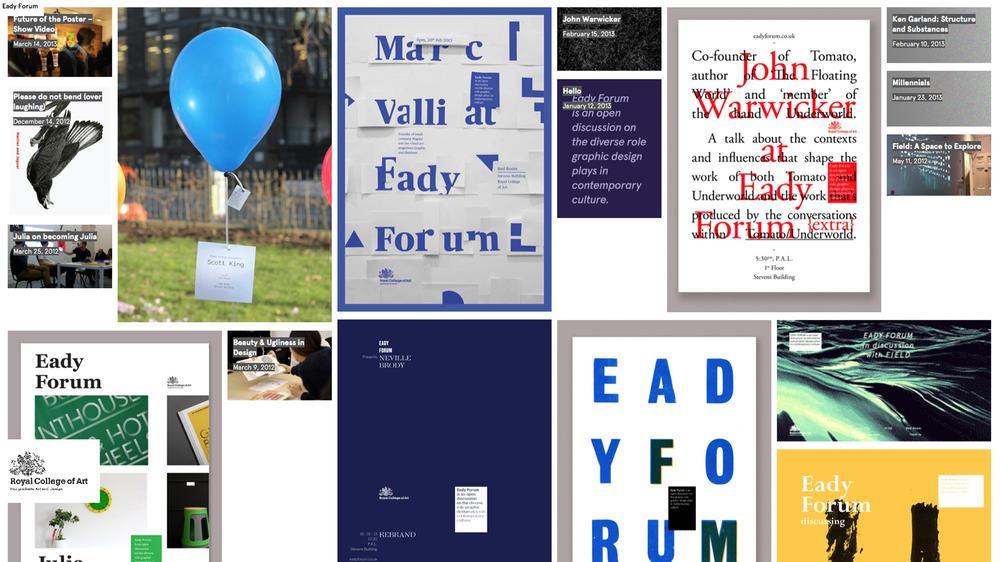 The Eady Forum