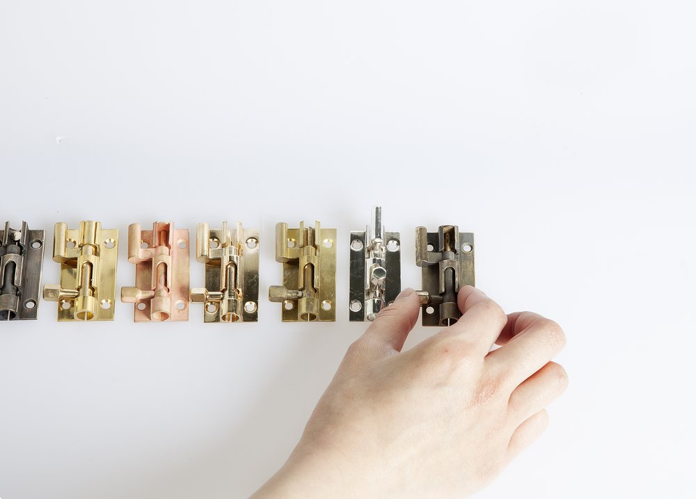 A series of Locks