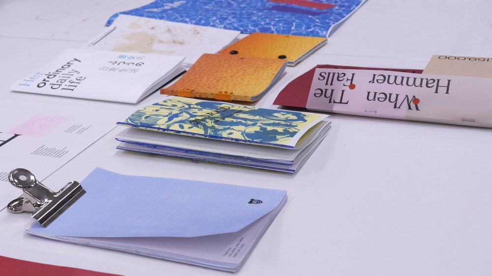 Graphic Design: Editorial Design Summer Intensive