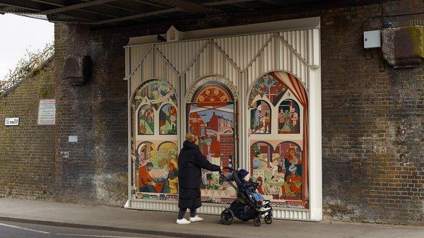 The Wood Street Altarpiece
