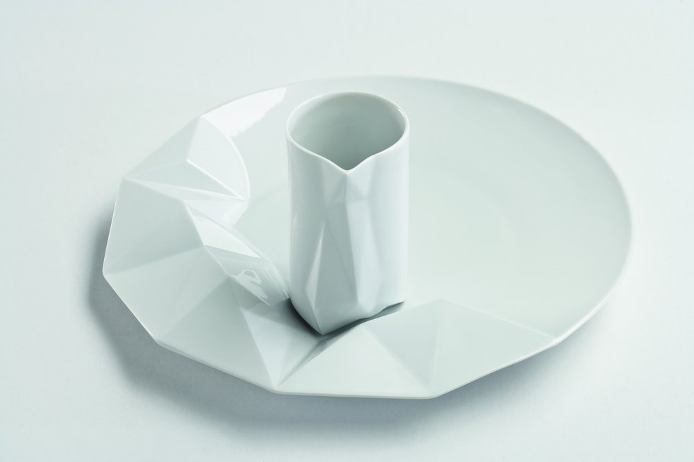 Euclid-plate and jug